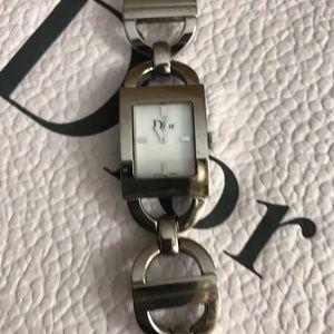 💯% Authentic Dior Ladies watch d78-109( Vintage)